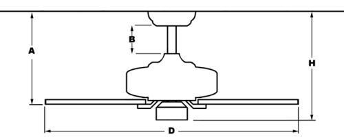 Ceiling Fan Diagram